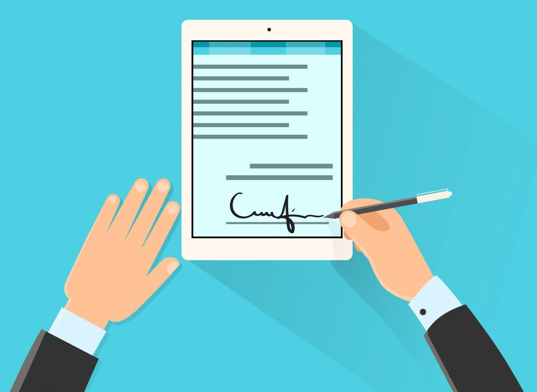 As vantagens de vender planos com assinatura digital para academias