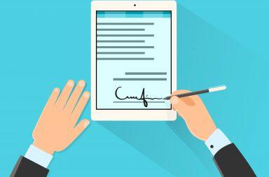 assinatura digital para academias