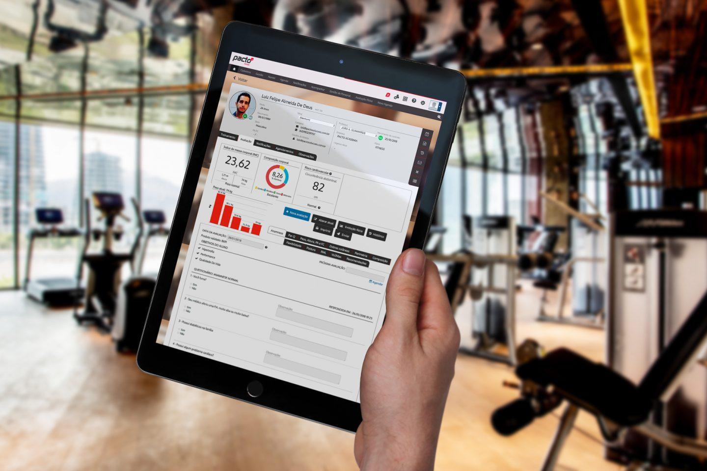 Novidade: o sistema para academias com a Avaliação Física gratuita mais completa do mercado