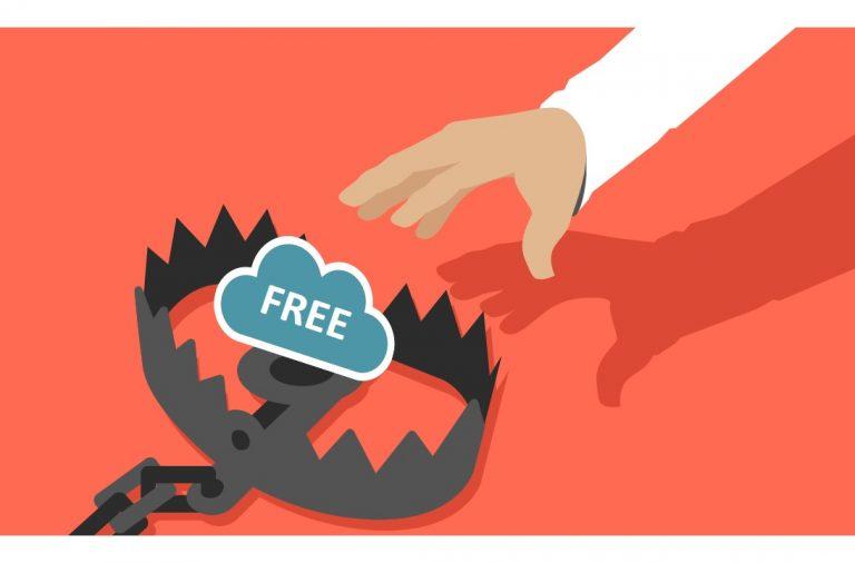 Por que você não deve utilizar um software gratuito para academia